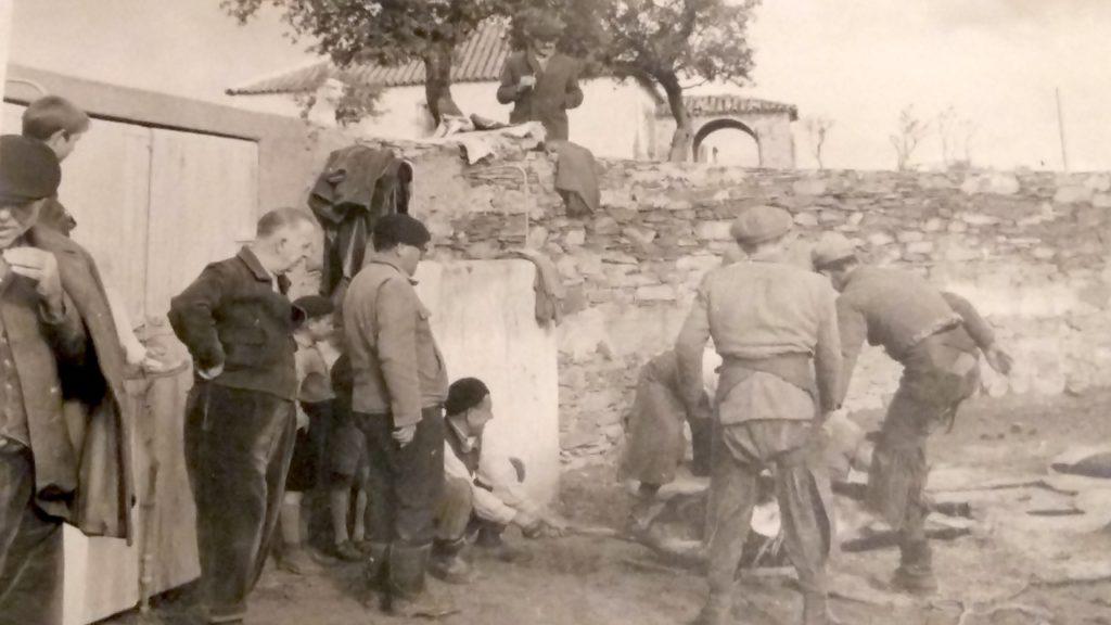 Herradero Antiguo Finca El Añadio Toros