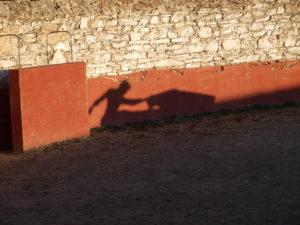 Perfil torero en Finca El Añadío Jaén Turismo rural taurino